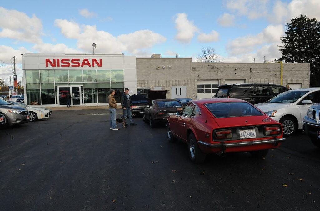 Fall Swap Meet at Brantford Nissan