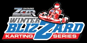 OZC Winter BlizZard Karting Series - Transparent Background