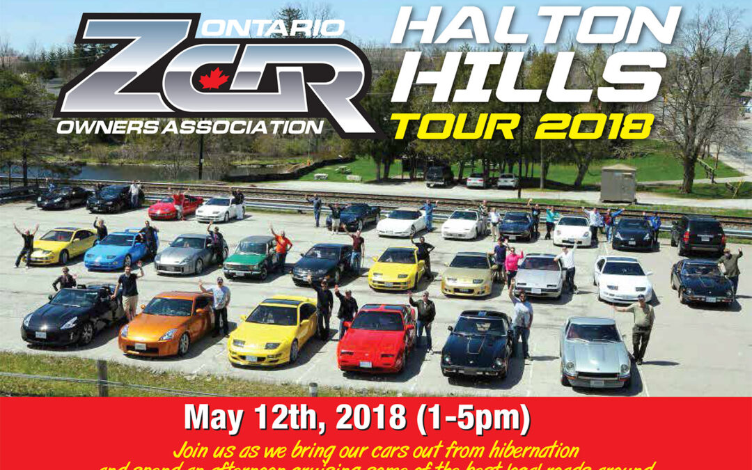Halton Hills Tour 2018 and Joint East/West Meeting