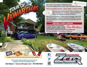 Kawartha Lakes Tour @ Tim Hortons   Whitby   Ontario   Canada
