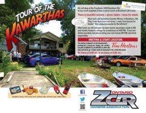 OZC Kawartha Lakes Tour @ Tim Hortons | Whitby | Ontario | Canada