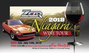 OZC Niagara Wine Tour @ Tim Hortonsa | Hamilton | Ontario | Canada