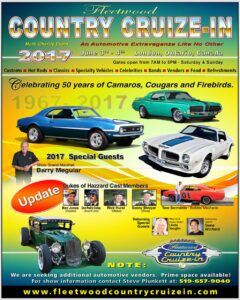 OZC Joins Steve Plunkett's Fleetwood County Cruise @ Steve Plunkett | London | Ontario | Canada