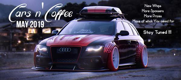 OZC Joins Cars 'n Coffee Season Opener 2019 @ Engineered Automotive | Vaughan | Ontario | Canada