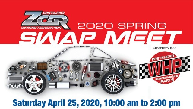 CANCELLED – OZC 2020 Spring Swap Meet on Saturday April 25