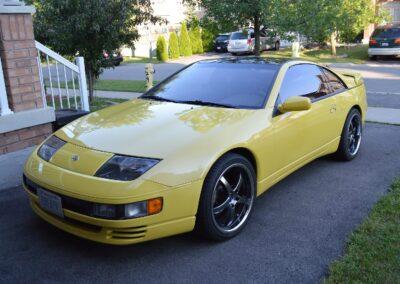 #1016 – 1990 Nissan 300ZX TT