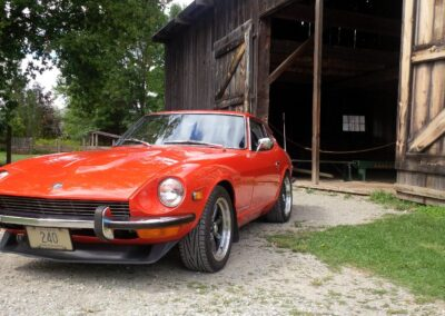 #1025 – 1973 Datsun 240Z