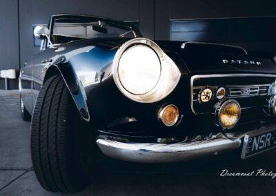 2nd Place #1033 – 1968 Datsun 2000