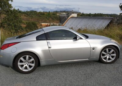 #1064 – 2003 Nissan 350Z