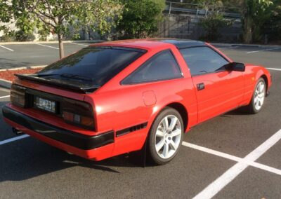 #2031 – 1986 Nissan 300ZX