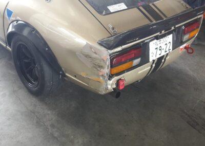 3rd Place #4001 – 1971 Datsun 240Z