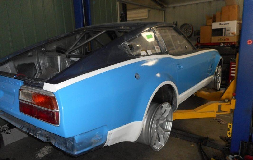 #4028 – 1979 Nissan 280ZX