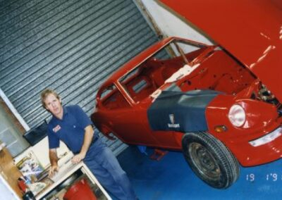 #5009 – 1970 Datsun 240Z