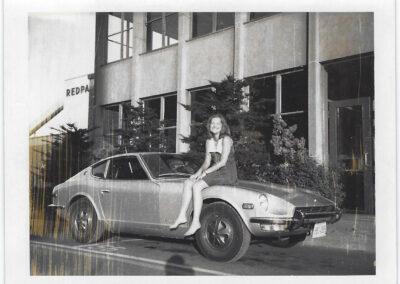 1st Place #5017 – 1972 Datsun 240Z