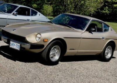 #1075 – 1974 Datsun 260Z