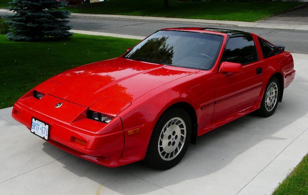 #1093 – 1986 Nissan 300ZX