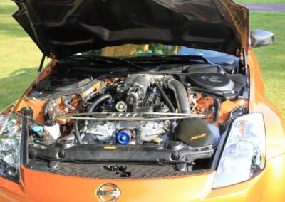 #2043 – 2004 Nissan 350Z