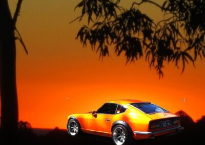 #3031 – 1969 Datsun 240Z