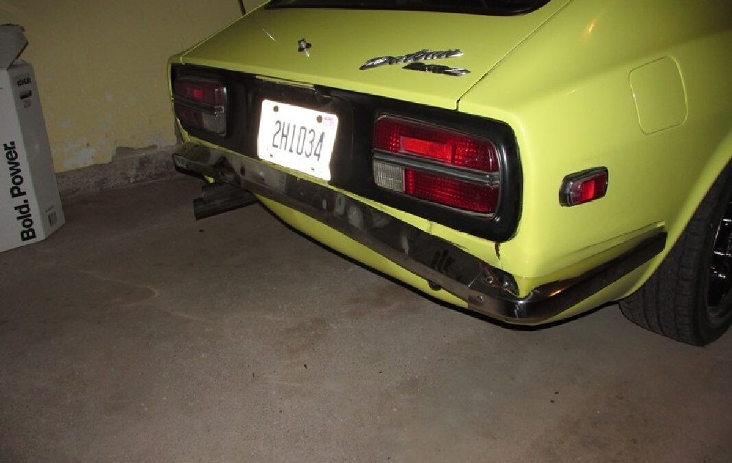 #4042 – 1971 Datsun 240Z