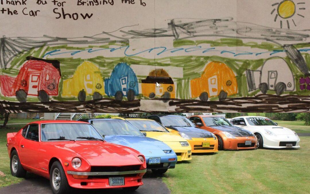 1st Place Tie – #4043 – 1970 Datsun 240Z