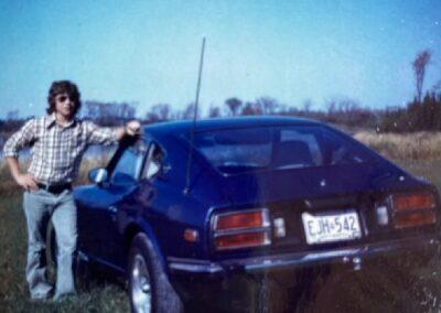 3rd Place #5023 – 1974 Datsun 260Z