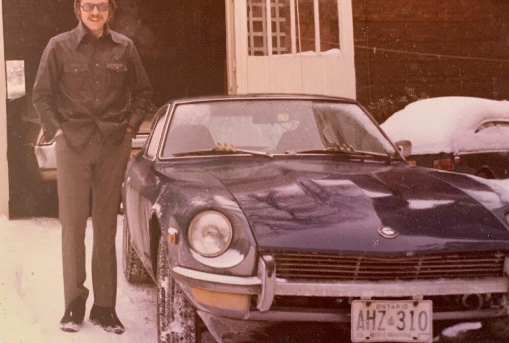 #5031 – 1972 Datsun 240Z
