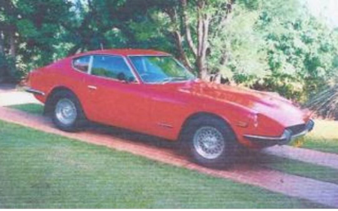 #5032 – 1974 Datsun 240Z