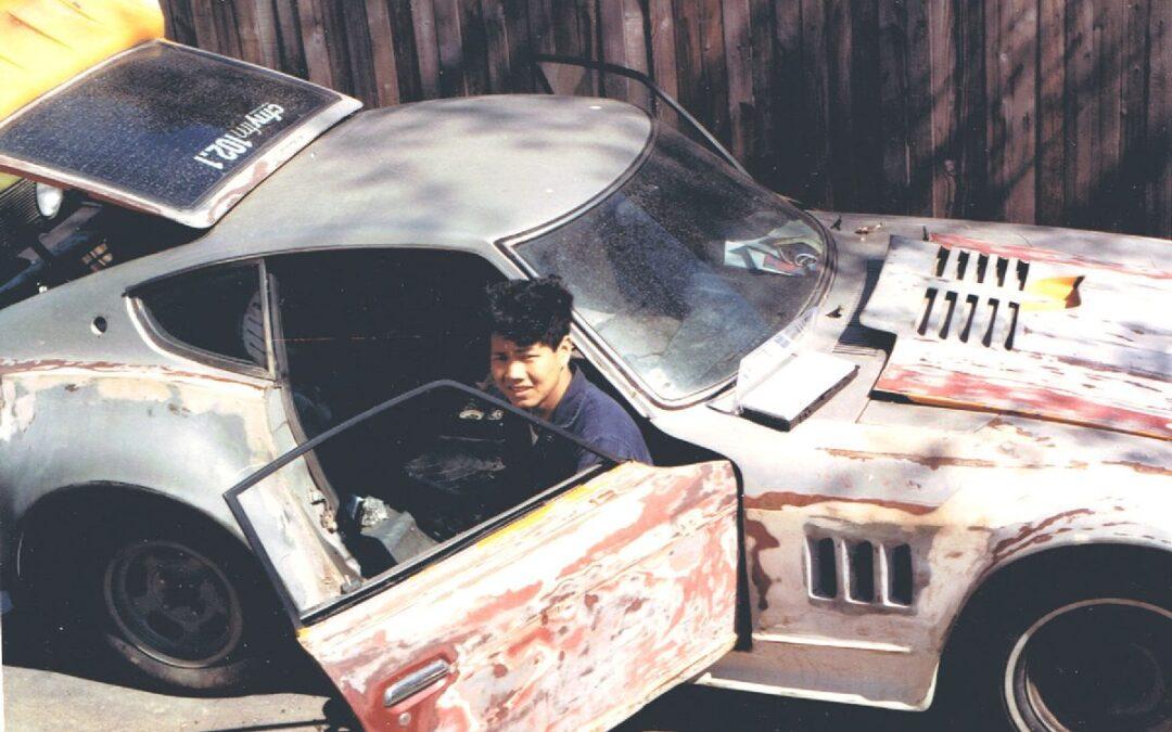 #5033 – 1972 Datsun 240Z