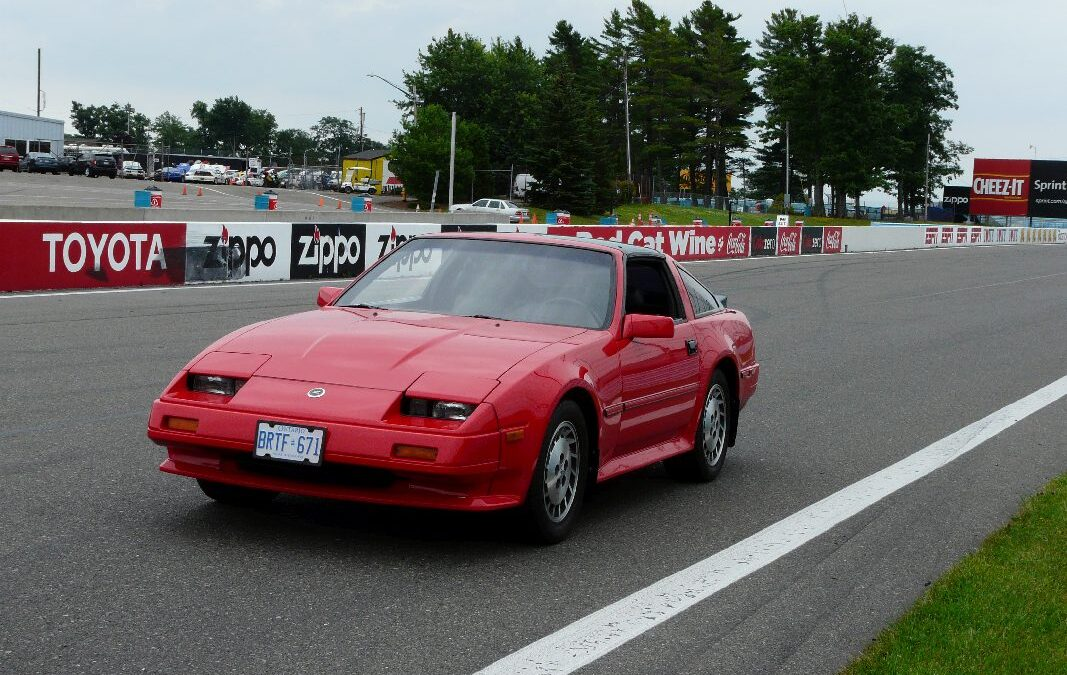 #6043 – 1986 Nissan 300ZX